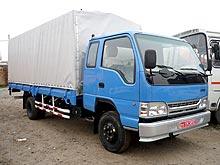 Цены на грузовики FAW снижены на 10 000 грн